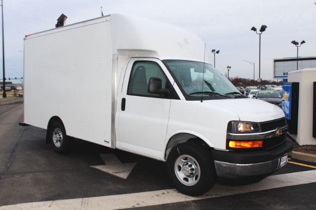 2019 Express 3500 RWD,  Supreme Cutaway Van #T10091 - photo 1