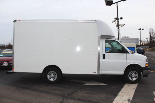 2019 Express 3500 RWD,  Supreme Spartan Cargo Cutaway Van #T10091 - photo 3