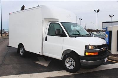 2019 Express 3500 RWD,  Supreme Spartan Cargo Cutaway Van #T10091 - photo 1