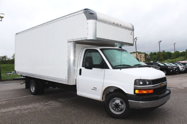 2019 Express 4500 RWD,  Supreme Cutaway Van #T10415 - photo 1