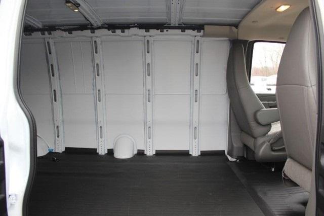 2020 Chevrolet Express 3500 4x2, Quigley Motor Company Empty Cargo Van #T11451 - photo 1