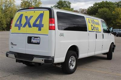 2020 Chevrolet Express 3500 4x2, Quigley Motor Company Passenger Wagon #T11915 - photo 2