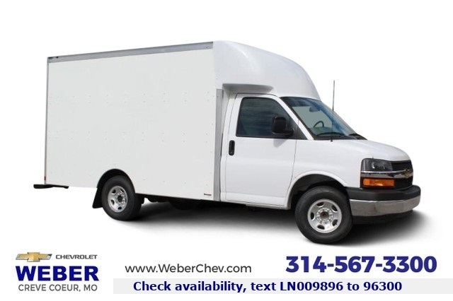 2020 Chevrolet Express 3500 4x2, Supreme Cutaway Van #T12379 - photo 1