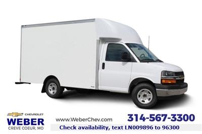 2020 Chevrolet Express 3500 4x2, Supreme Spartan Cargo Cutaway Van #T12379 - photo 1