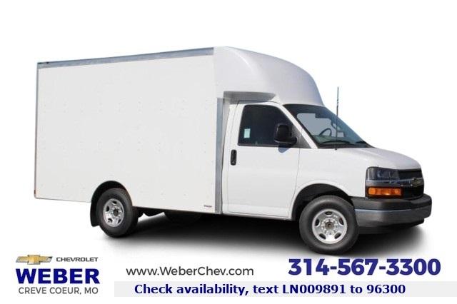 2020 Chevrolet Express 3500 4x2, Supreme Cutaway Van #T12408 - photo 1