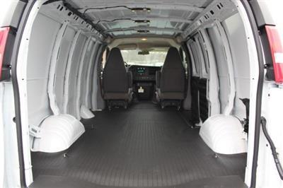 2020 Chevrolet Express 3500 4x2, Empty Cargo Van #T12426 - photo 2