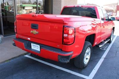 2017 Chevrolet Silverado 1500 Double Cab 4x4, Pickup #WT12554A - photo 2