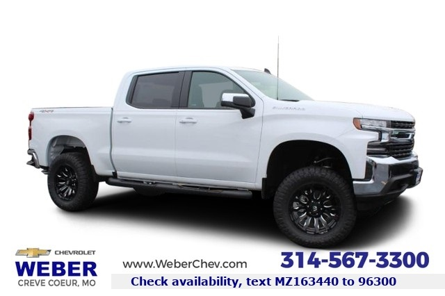 2021 Chevrolet Silverado 1500 Crew Cab 4x4, Pickup #T12852 - photo 1