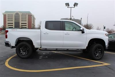 2021 Chevrolet Silverado 1500 Crew Cab 4x4, Pickup #T12852 - photo 3