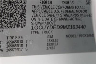 2021 Chevrolet Silverado 1500 Crew Cab 4x4, Pickup #T12852 - photo 21