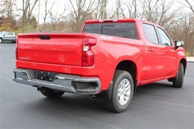 2020 Chevrolet Silverado 1500 Crew Cab 4x4, Pickup #T12866 - photo 2