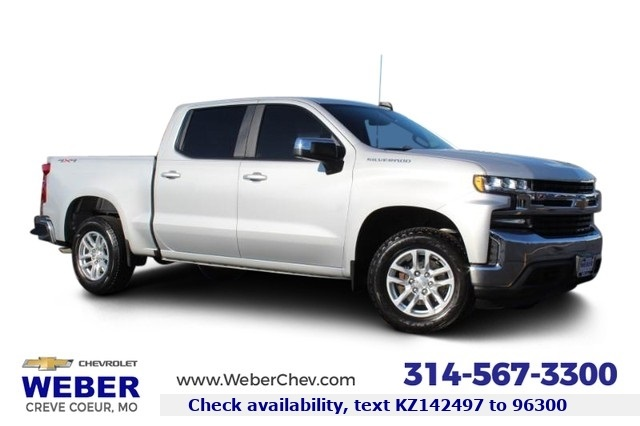 2019 Chevrolet Silverado 1500 Crew Cab 4x4, Pickup #T12975A - photo 1