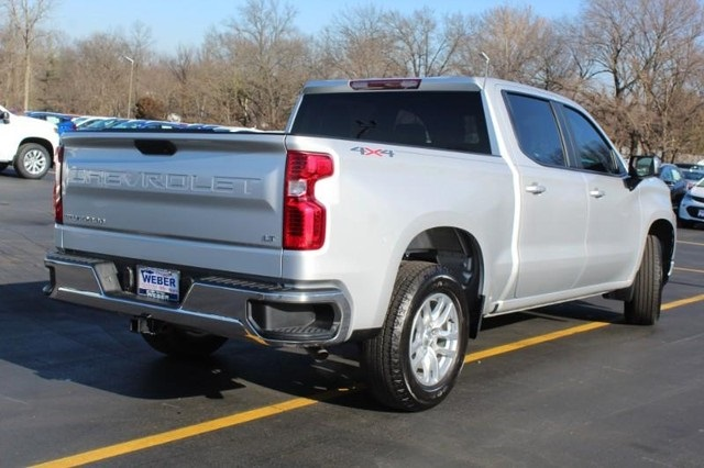 2019 Chevrolet Silverado 1500 Crew Cab 4x4, Pickup #T12975A - photo 2