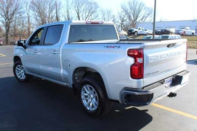 2019 Chevrolet Silverado 1500 Crew Cab 4x4, Pickup #T12975A - photo 13