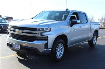 2019 Chevrolet Silverado 1500 Crew Cab 4x4, Pickup #T12975A - photo 19