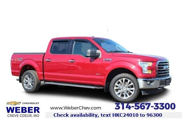 2017 Ford F-150 SuperCrew Cab 4x4, Pickup #T13207A - photo 1
