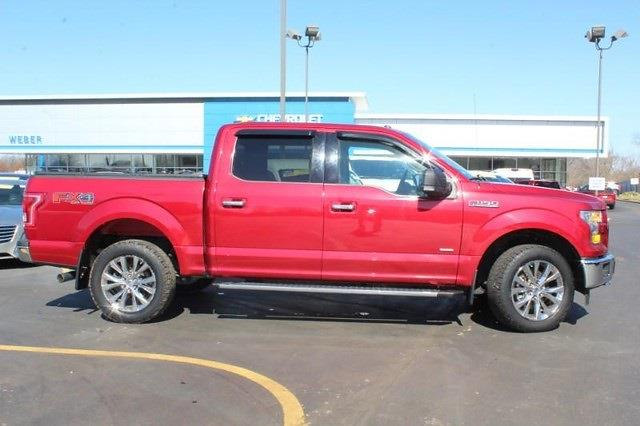 2017 Ford F-150 SuperCrew Cab 4x4, Pickup #T13207A - photo 13