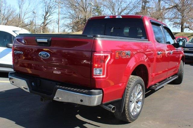 2017 Ford F-150 SuperCrew Cab 4x4, Pickup #T13207A - photo 2