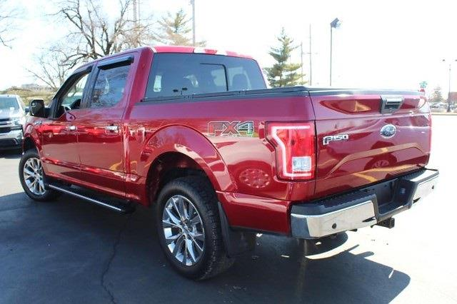 2017 Ford F-150 SuperCrew Cab 4x4, Pickup #T13207A - photo 4