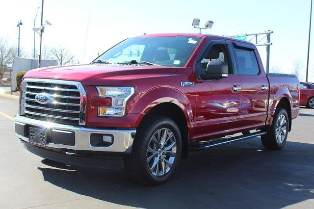 2017 Ford F-150 SuperCrew Cab 4x4, Pickup #T13207A - photo 19