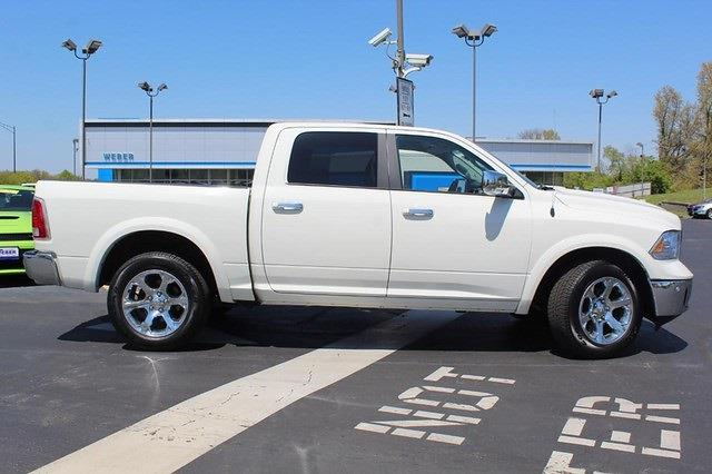 2017 Ram 1500 Crew Cab 4x4, Pickup #T13263A - photo 8