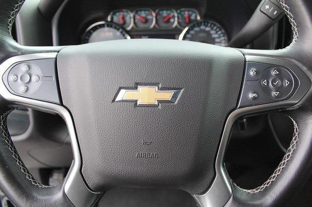2014 Chevrolet Silverado 1500 Crew Cab 4x4, Pickup #T13277A - photo 4