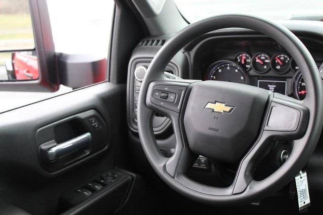 2021 Chevrolet Silverado 3500 Crew Cab 4x4, Knapheide PGNB Gooseneck Platform Body #T13300 - photo 10