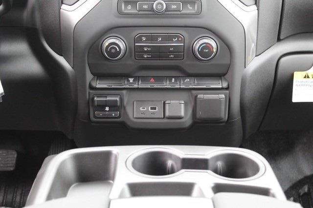 2021 Chevrolet Silverado 3500 Crew Cab 4x4, Knapheide PGNB Gooseneck Platform Body #T13300 - photo 12
