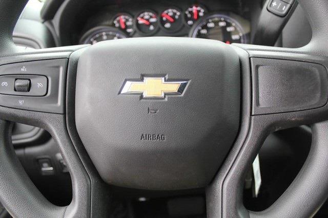 2021 Chevrolet Silverado 3500 Crew Cab 4x4, Knapheide PGNB Gooseneck Platform Body #T13300 - photo 19