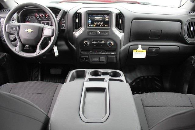 2021 Chevrolet Silverado 3500 Crew Cab 4x4, Knapheide PGNB Gooseneck Platform Body #T13300 - photo 9