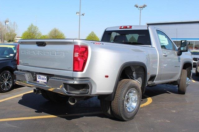 2021 Chevrolet Silverado 3500 Regular Cab 4x4, Pickup #T13312 - photo 1