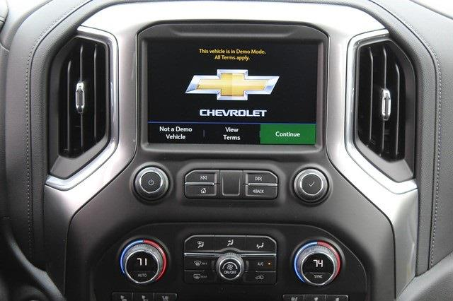 2021 Chevrolet Silverado 1500 Crew Cab 4x4, Pickup #T13319 - photo 10