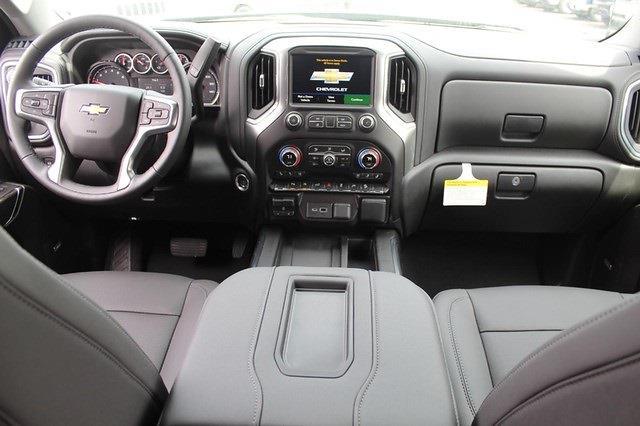2021 Chevrolet Silverado 1500 Crew Cab 4x4, Pickup #T13319 - photo 8
