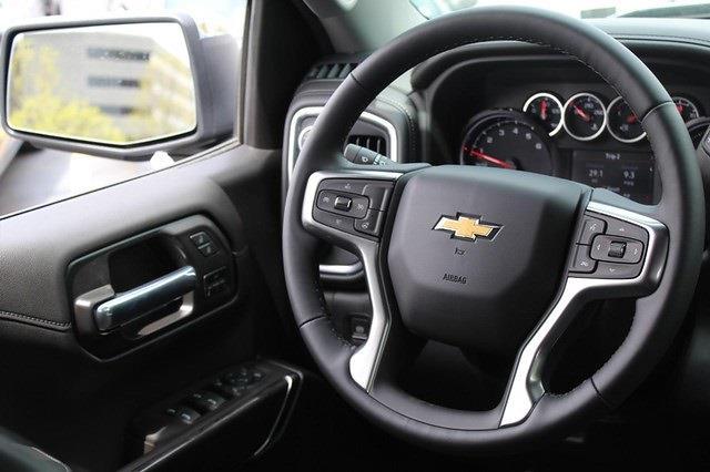2021 Chevrolet Silverado 1500 Crew Cab 4x4, Pickup #T13319 - photo 9