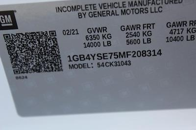 2021 Chevrolet Silverado 3500 Crew Cab 4x4, Hillsboro Platform Body #T13328 - photo 18