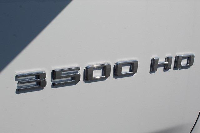 2021 Chevrolet Silverado 3500 Crew Cab 4x4, Knapheide PGNB Gooseneck Platform Body #T13334 - photo 5