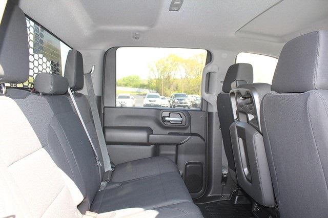 2021 Chevrolet Silverado 3500 Crew Cab 4x4, Knapheide PGNB Gooseneck Platform Body #T13334 - photo 6