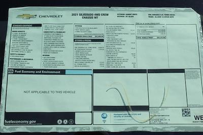 2021 Chevrolet Silverado 3500 Crew Cab 4x4, Knapheide PGNB Gooseneck Platform Body #T13334 - photo 18