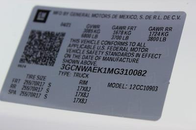 2021 Chevrolet Silverado 1500 Regular Cab 4x2, Pickup #T13358 - photo 18