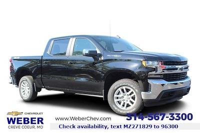 2021 Chevrolet Silverado 1500 Crew Cab 4x4, Pickup #T13360 - photo 1