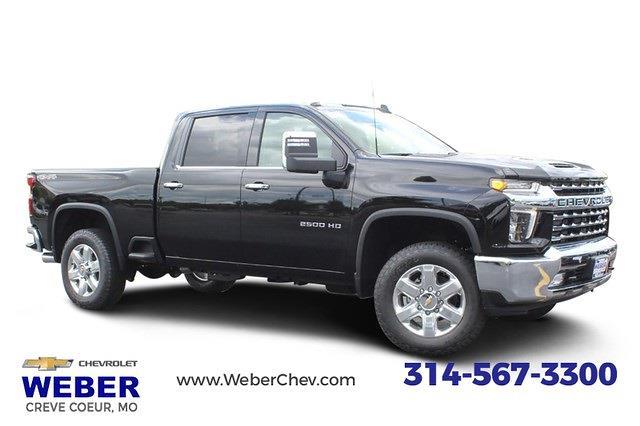 2021 Chevrolet Silverado 2500 Crew Cab 4x4, Pickup #T13367 - photo 1