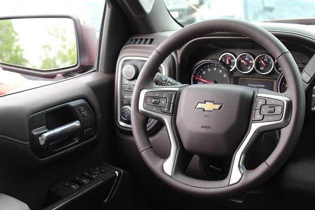 2021 Chevrolet Silverado 1500 Crew Cab 4x4, Pickup #T13405 - photo 8