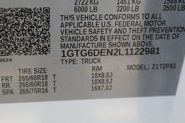2020 GMC Canyon Crew Cab 4x4, Pickup #T13405A - photo 28