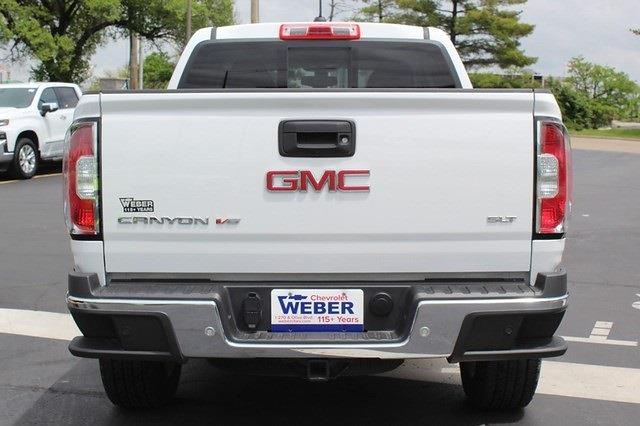 2020 GMC Canyon Crew Cab 4x4, Pickup #T13405A - photo 11