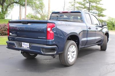 2021 Chevrolet Silverado 1500 Double Cab 4x4, Pickup #T13432 - photo 2
