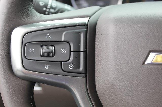 2021 Chevrolet Silverado 1500 Crew Cab 4x4, Pickup #T13492 - photo 19