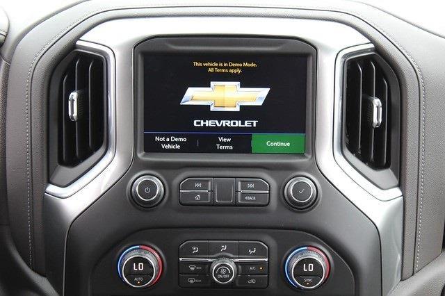 2021 Chevrolet Silverado 1500 Crew Cab 4x4, Pickup #T13492 - photo 9