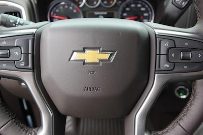 2021 Chevrolet Silverado 1500 Crew Cab 4x4, Pickup #T13492 - photo 21