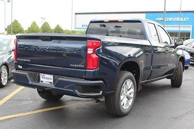 2021 Chevrolet Silverado 1500 Double Cab 4x4, Pickup #T13504 - photo 2