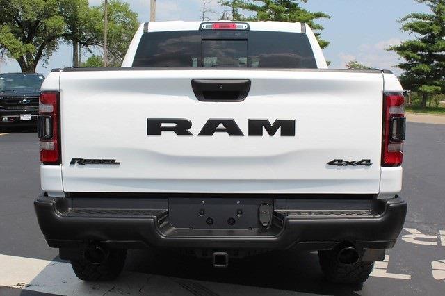 2021 Ram 1500 Crew Cab 4x4, Pickup #T13608A - photo 7